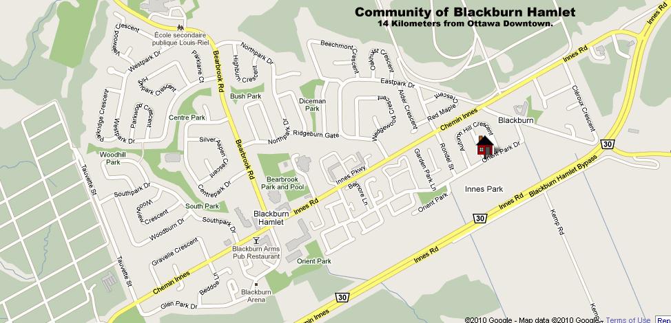 House For Sale In Blackburn Hamlet Ottawa Ontario Real